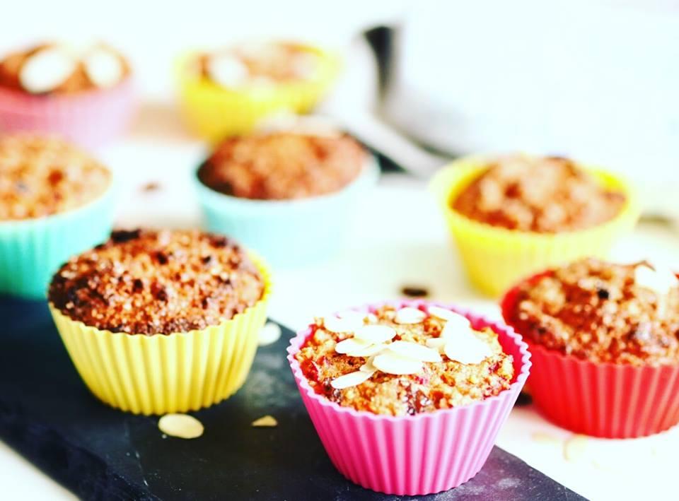 šáchorový muffin