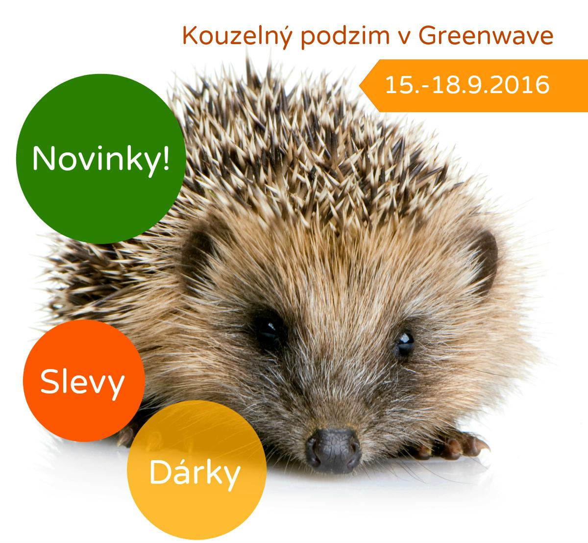 Akce Dny Greenwave