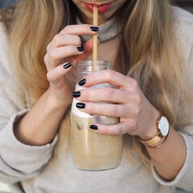 Jeden den doma a u absk po kofeinu Myslm ehellip