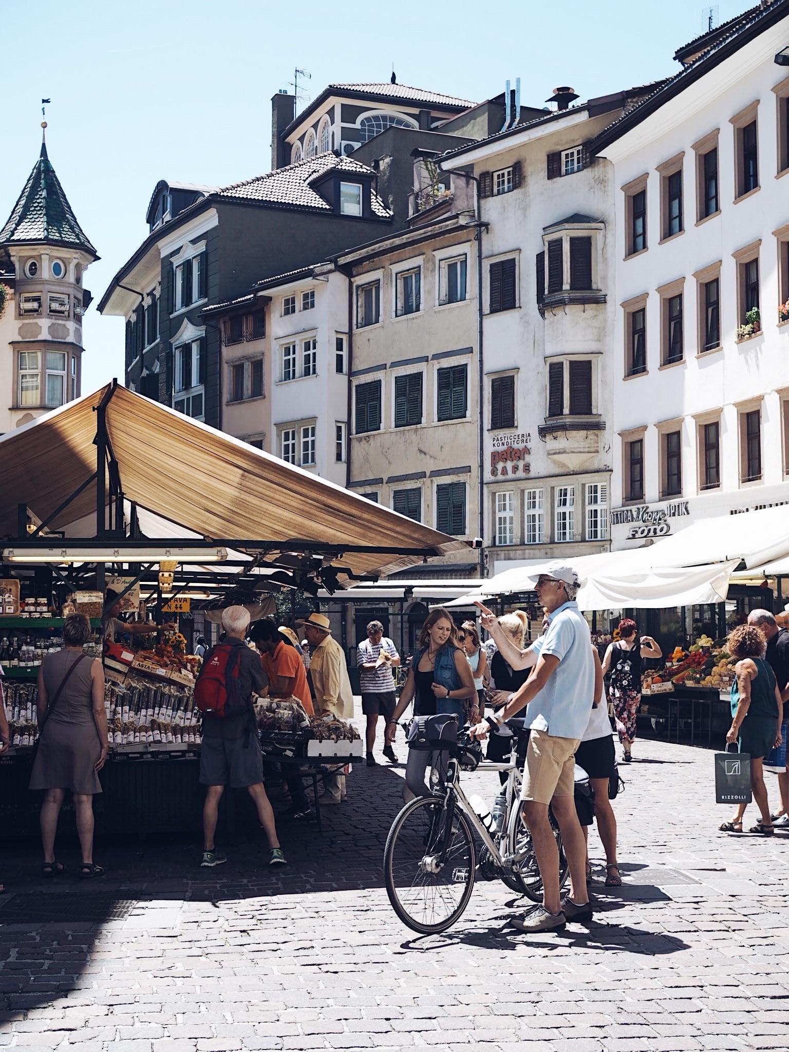 Trhy krásné Verony