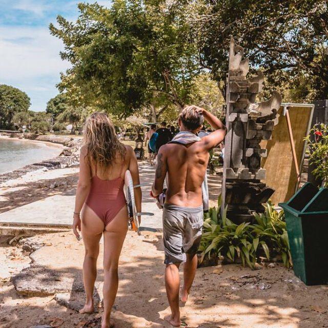 Bali vibes  surfing surf bali nusadua beach ocean
